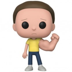 Morty avec son Bras Sensible - Rick & Morty - Funko