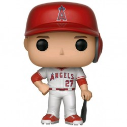 Mike Trout - Anaheim Angels - Funko