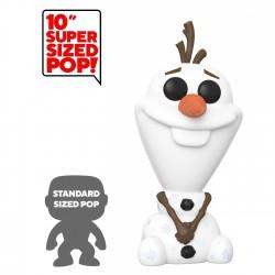 Olaf - La Reine des Neiges 2 - Super Sized Funko