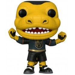 Mascotte des Golden Knights - Funko