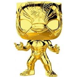 Black Panther - Chrome - Marvel -  Funko