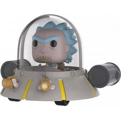 Rick's Ship - Rick & Morty - Funko