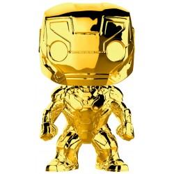 Iron Man (Chrome) - Marvel - Funko Pop
